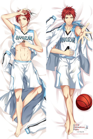 New Kuroko no Basuke Anime Dakimakura Japanese Pillow Cover MGF-54044 - Anime Dakimakura Pillow Shop | Fast, Free Shipping, Dakimakura Pillow & Cover shop, pillow For sale, Dakimakura Japan Store, Buy Custom Hugging Pillow Cover - 1