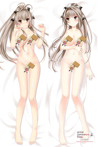 New Amagi Brilliant Park Isuzu Sento Anime Dakimakura Japanese Pillow Cover MGF-54046 - Anime Dakimakura Pillow Shop | Fast, Free Shipping, Dakimakura Pillow & Cover shop, pillow For sale, Dakimakura Japan Store, Buy Custom Hugging Pillow Cover - 1