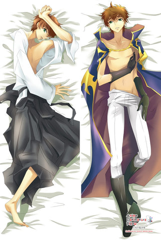 New Code Geass Suzaku Kururugi Anime Dakimakura Japanese Pillow Cover MGF-54057 - Anime Dakimakura Pillow Shop | Fast, Free Shipping, Dakimakura Pillow & Cover shop, pillow For sale, Dakimakura Japan Store, Buy Custom Hugging Pillow Cover - 1