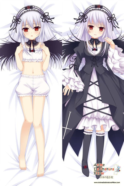 New Rozen Maiden Anime Dakimakura Japanese Pillow Cover MGF-55017 ContestOneHundredTwentyOne5 - Anime Dakimakura Pillow Shop | Fast, Free Shipping, Dakimakura Pillow & Cover shop, pillow For sale, Dakimakura Japan Store, Buy Custom Hugging Pillow Cover - 1