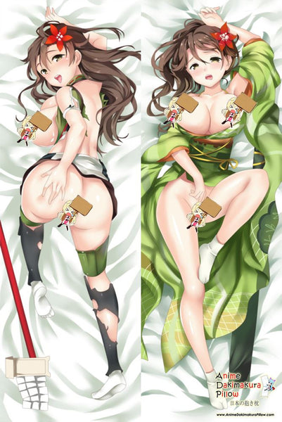 New Kantai Collection Anime Dakimakura Japanese Pillow Cover MGF-55024 ContestOneHundredTwentyOne12