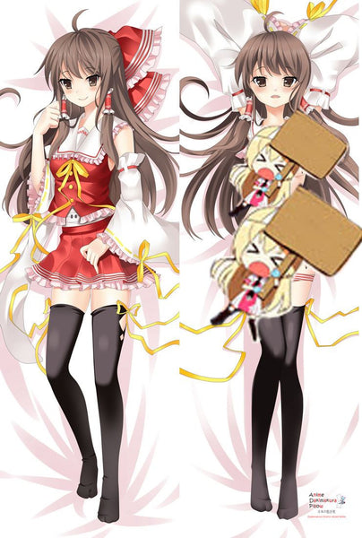New Touhou Project Anime Dakimakura Japanese Hugging Body Pillow Cover Otaku MGF-56002 - Anime Dakimakura Pillow Shop | Fast, Free Shipping, Dakimakura Pillow & Cover shop, pillow For sale, Dakimakura Japan Store, Buy Custom Hugging Pillow Cover - 1