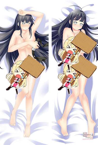 New Hinata - Naruto Anime Dakimakura Japanese Hugging Body Pillow Cover MGF-57005