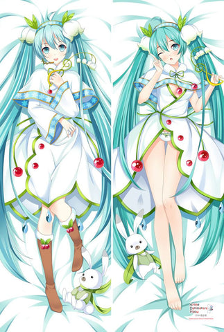 New Hatsune Miku Anime Dakimakura Japanese Hugging Body Pillow Cover MGF-57023 - Anime Dakimakura Pillow Shop | Fast, Free Shipping, Dakimakura Pillow & Cover shop, pillow For sale, Dakimakura Japan Store, Buy Custom Hugging Pillow Cover - 1
