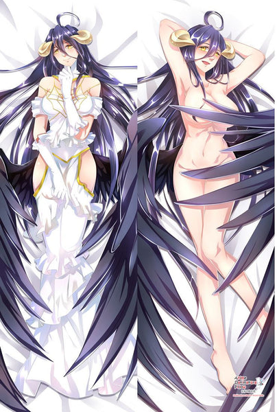 New Overlord Anime Dakimakura Japanese Hugging Body Pillow Cover MGF-57031
