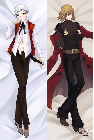 New Persona Male Anime Dakimakura Japanese Hugging Body Pillow Cover MGF-57035 - Anime Dakimakura Pillow Shop | Fast, Free Shipping, Dakimakura Pillow & Cover shop, pillow For sale, Dakimakura Japan Store, Buy Custom Hugging Pillow Cover - 1