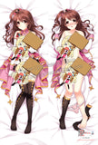 New Aiko Takamori - Idolmaster Anime Dakimakura Japanese Hugging Body Pillow Cover ADP- 61044 - Anime Dakimakura Pillow Shop | Fast, Free Shipping, Dakimakura Pillow & Cover shop, pillow For sale, Dakimakura Japan Store, Buy Custom Hugging Pillow Cover - 1