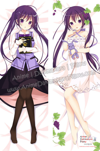 New Rize Tedeza - Is the Order a Rabbit Anime Dakimakura Japanese Hugging Body Pillow Cover ADP-62038