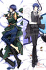 New Reisi Munakata - K Project Male Anime Dakimakura Japanese Hugging Body Pillow Cover ADP-63006 - Anime Dakimakura Pillow Shop | Fast, Free Shipping, Dakimakura Pillow & Cover shop, pillow For sale, Dakimakura Japan Store, Buy Custom Hugging Pillow Cover - 1
