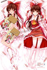 New Reimu - Touhou Project Anime Dakimakura Japanese Hugging Body Pillow Cover ADP-63012 - Anime Dakimakura Pillow Shop | Fast, Free Shipping, Dakimakura Pillow & Cover shop, pillow For sale, Dakimakura Japan Store, Buy Custom Hugging Pillow Cover - 1