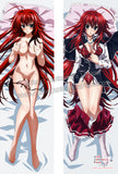 New Rias Gremory - Highschool DxD Anime Dakimakura Japanese Hugging Body Pillow Cover ADP-63014 - Anime Dakimakura Pillow Shop | Fast, Free Shipping, Dakimakura Pillow & Cover shop, pillow For sale, Dakimakura Japan Store, Buy Custom Hugging Pillow Cover - 1