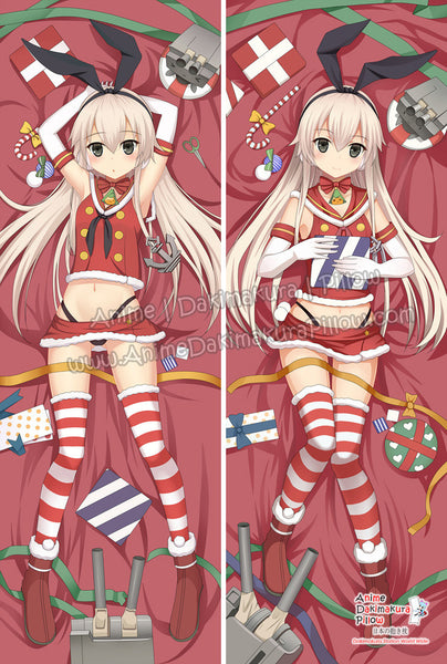 New Shimakaze - Kantai Collection Anime Dakimakura Japanese Hugging Body Pillow Cover ADP-63017 - Anime Dakimakura Pillow Shop | Fast, Free Shipping, Dakimakura Pillow & Cover shop, pillow For sale, Dakimakura Japan Store, Buy Custom Hugging Pillow Cover - 1