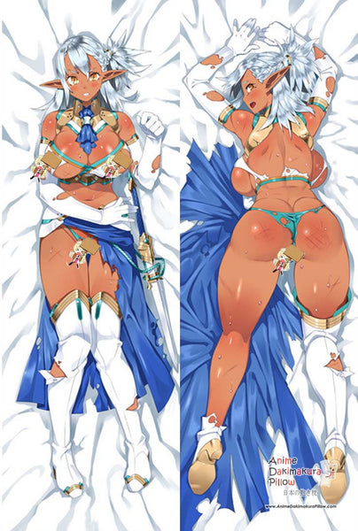 New  Takumi Makura Fantasy Anime Dakimakura Japanese Pillow Cover MGF 7010