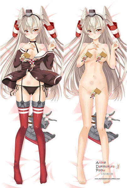 New Kantai Collection Anime Dakimakura Japanese Pillow Cover MGF 7024