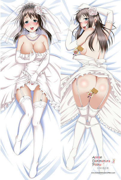New  Original Lolita Anime Dakimakura Japanese Pillow Cover MGF 7027