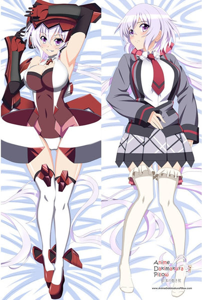 New   Symphogear Chris Yukine  Anime Dakimakura Japanese Pillow Cover MGF 7053 - Anime Dakimakura Pillow Shop | Fast, Free Shipping, Dakimakura Pillow & Cover shop, pillow For sale, Dakimakura Japan Store, Buy Custom Hugging Pillow Cover - 1