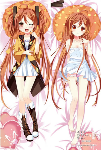 New   Black Bullet Anime Dakimakura Japanese Pillow Cover MGF 7107 - Anime Dakimakura Pillow Shop | Fast, Free Shipping, Dakimakura Pillow & Cover shop, pillow For sale, Dakimakura Japan Store, Buy Custom Hugging Pillow Cover - 1