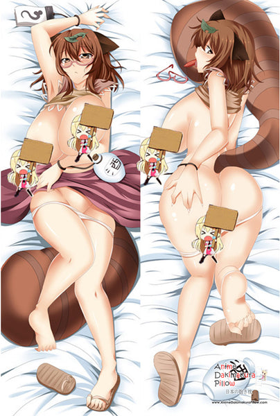 New  Touhou Project Anime Dakimakura Japanese Pillow Cover MGF 7111