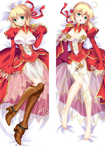 New Fate Saber Night Anime Dakimakura Japanese Pillow Cover ContestOneHundredFour9 MGF111 - Anime Dakimakura Pillow Shop | Fast, Free Shipping, Dakimakura Pillow & Cover shop, pillow For sale, Dakimakura Japan Store, Buy Custom Hugging Pillow Cover - 1