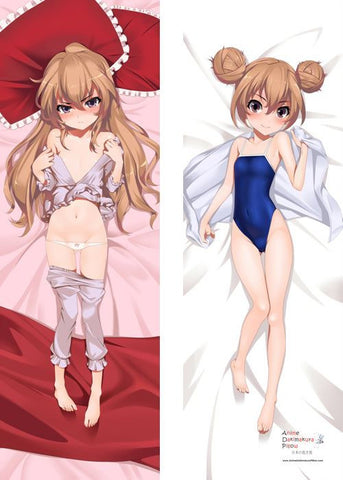 New Toradora Aisaka Taiga Anime Dakimakura Japanese Pillow Cover ContestOneHundredFour10 MGF112 - Anime Dakimakura Pillow Shop | Fast, Free Shipping, Dakimakura Pillow & Cover shop, pillow For sale, Dakimakura Japan Store, Buy Custom Hugging Pillow Cover - 1