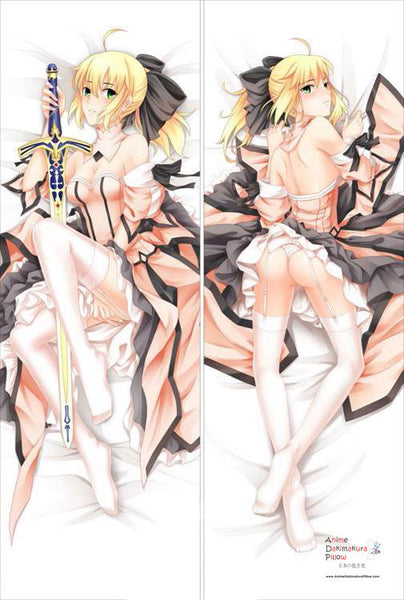 New Fate Stay Night Saber Anime Dakimakura Japanese Pillow Cover MGF2017 - Anime Dakimakura Pillow Shop | Fast, Free Shipping, Dakimakura Pillow & Cover shop, pillow For sale, Dakimakura Japan Store, Buy Custom Hugging Pillow Cover - 1