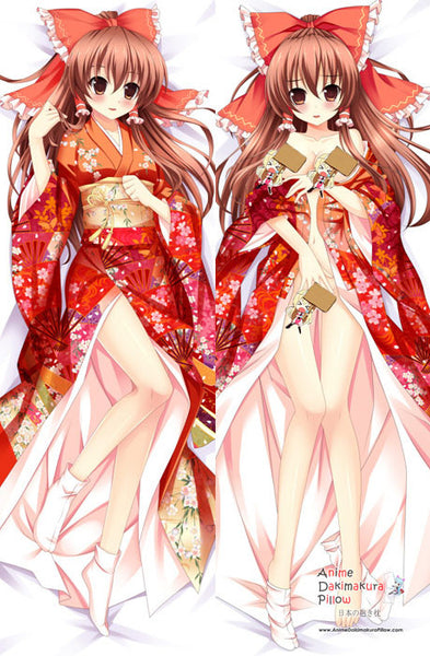 New Touhou Project Anime Dakimakura Japanese Pillow Cover ContestNinetyThree 1 - Anime Dakimakura Pillow Shop | Fast, Free Shipping, Dakimakura Pillow & Cover shop, pillow For sale, Dakimakura Japan Store, Buy Custom Hugging Pillow Cover - 1