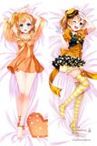 New  Love live LL Kousaka Honoka  Anime Dakimakura Japanese Pillow Cover ContestNinetyThree 8 - Anime Dakimakura Pillow Shop | Fast, Free Shipping, Dakimakura Pillow & Cover shop, pillow For sale, Dakimakura Japan Store, Buy Custom Hugging Pillow Cover - 1
