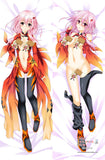 New Guilty Crown Yuzuriha Inori  Anime Dakimakura Japanese Pillow Cover ContestNinetyFour 8 - Anime Dakimakura Pillow Shop | Fast, Free Shipping, Dakimakura Pillow & Cover shop, pillow For sale, Dakimakura Japan Store, Buy Custom Hugging Pillow Cover - 1