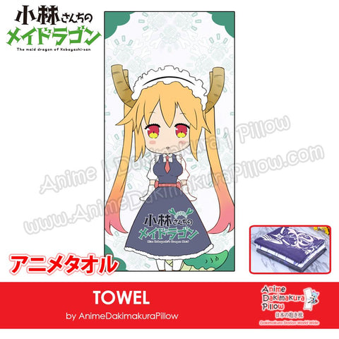 New-Tohru-Miss-Kobayashi's-Dragon-Maid-Japanese-Anime-Soft-Quick-Dry-and-Highly-Absorbent-Towel-ADP-MJ170093