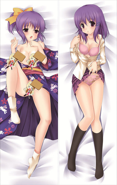 New Yuno Arashiko - MM! Anime Dakimakura Japanese Pillow Cover MZ1 - Anime Dakimakura Pillow Shop | Fast, Free Shipping, Dakimakura Pillow & Cover shop, pillow For sale, Dakimakura Japan Store, Buy Custom Hugging Pillow Cover - 1