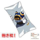 New Magolor - Kirby Anime Dakimakura Rectangle Pillow Cover Custom Designer Danielle Hosey ADC711 - Anime Dakimakura Pillow Shop | Fast, Free Shipping, Dakimakura Pillow & Cover shop, pillow For sale, Dakimakura Japan Store, Buy Custom Hugging Pillow Cover - 1