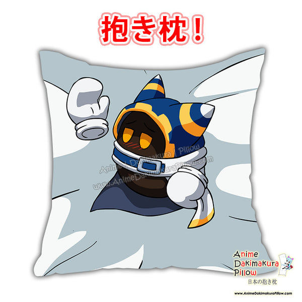 New Magolor - Kirby Anime Dakimakura Square Pillow Cover Custom Designer Danielle Hosey ADC713