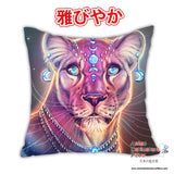 New Lunar Lioness Anime Dakimakura Japanese Pillow Cover Custom Designer Maquenda ADC322 - Anime Dakimakura Pillow Shop | Fast, Free Shipping, Dakimakura Pillow & Cover shop, pillow For sale, Dakimakura Japan Store, Buy Custom Hugging Pillow Cover - 1