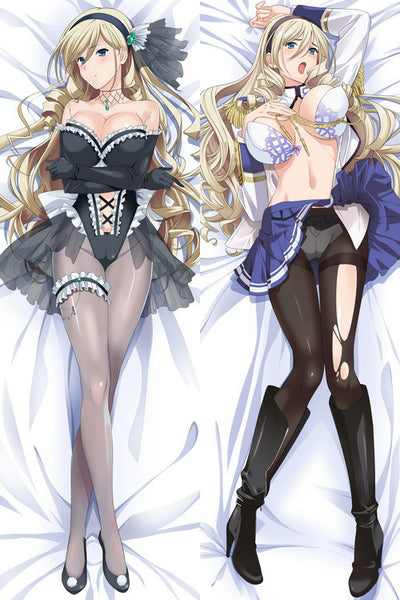 New  Walkure Romanze - Celia Kumani EntoryåÊ Anime Dakimakura Japanese Pillow Cover WR2