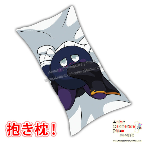 New Meta Knight Anime Dakimakura Rectangle Pillow Cover Custom Designer Danielle Hosey ADC715