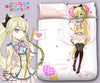 New Nanami Knight Bladefield - Kanojo ga Flag o Oraretara Japanese Anime Bed Blanket or Duvet Cover with Pillow Covers Blanket 1 - Anime Dakimakura Pillow Shop | Fast, Free Shipping, Dakimakura Pillow & Cover shop, pillow For sale, Dakimakura Japan Store, Buy Custom Hugging Pillow Cover - 1