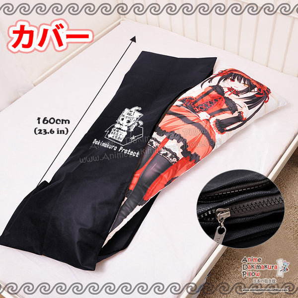 New Anime Dakimakura Pillow Pouch 160cm (62.9 in) Dust Protector Cover Travel Case