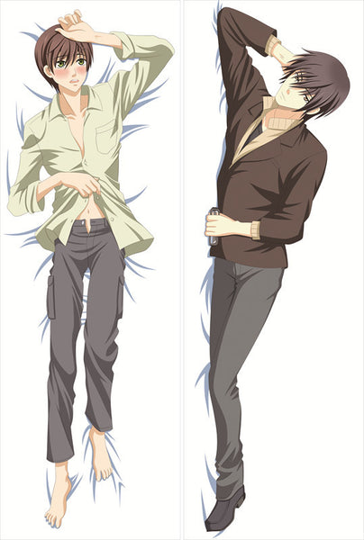 New Male Category Anime Dakimakura Japanese Pillow Cover NK12