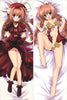 New Magical Girl Lyrical Nanoha Anime Dakimakura Japanese Pillow Cover NY52 - Anime Dakimakura Pillow Shop | Fast, Free Shipping, Dakimakura Pillow & Cover shop, pillow For sale, Dakimakura Japan Store, Buy Custom Hugging Pillow Cover - 1