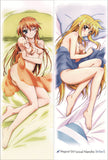 New Magical Girl Lyrical Nanoha Anime Dakimakura Japanese Pillow Cover NY57 - Anime Dakimakura Pillow Shop | Fast, Free Shipping, Dakimakura Pillow & Cover shop, pillow For sale, Dakimakura Japan Store, Buy Custom Hugging Pillow Cover - 1