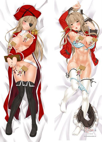 New Amagi Brilliant Park Isuzu Sento Anime Dakimakura Japanese Pillow Cover MGF010 - Anime Dakimakura Pillow Shop | Fast, Free Shipping, Dakimakura Pillow & Cover shop, pillow For sale, Dakimakura Japan Store, Buy Custom Hugging Pillow Cover - 1