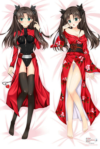 New Fate Stay Night Rin Tohsaka Anime Dakimakura Japanese Pillow Cover MGF-55037 - Anime Dakimakura Pillow Shop | Fast, Free Shipping, Dakimakura Pillow & Cover shop, pillow For sale, Dakimakura Japan Store, Buy Custom Hugging Pillow Cover - 1