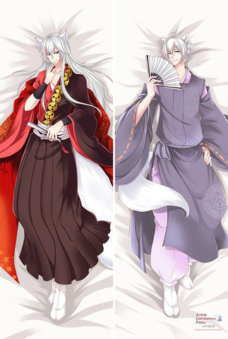 New Gugure! Kokkuri-san Kokkuri Anime Male Dakimakura Japanese Pillow Cover MGF-55067 - Anime Dakimakura Pillow Shop | Fast, Free Shipping, Dakimakura Pillow & Cover shop, pillow For sale, Dakimakura Japan Store, Buy Custom Hugging Pillow Cover - 1