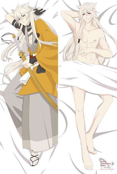 New Gugure! Kokkuri-san Kokkuri Anime Male Dakimakura Japanese Pillow Cover MGF-55046