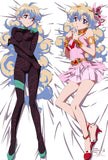 New Gurren Lagann Nia Teppelin Anime Dakimakura Japanese Pillow Cover MGF-55062 - Anime Dakimakura Pillow Shop | Fast, Free Shipping, Dakimakura Pillow & Cover shop, pillow For sale, Dakimakura Japan Store, Buy Custom Hugging Pillow Cover - 1