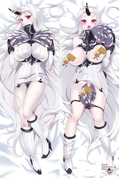 New Sexy Unicorn Woman Anime Dakimakura Japanese Pillow Cover MGF-55063