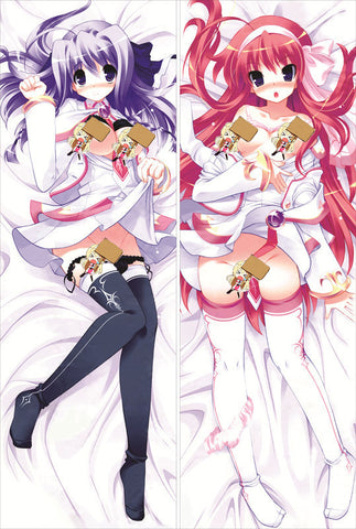 New Primary Magical Trouble Scramble Anime Dakimakura Japanese Pillow Cover PM7 - Anime Dakimakura Pillow Shop | Fast, Free Shipping, Dakimakura Pillow & Cover shop, pillow For sale, Dakimakura Japan Store, Buy Custom Hugging Pillow Cover - 1