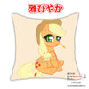 New Applejack & Cadance - My Little Po MLP Anime Dakimakura Square Pillow Cover Custom Designer Reika Miyuki ADC223 - Anime Dakimakura Pillow Shop | Fast, Free Shipping, Dakimakura Pillow & Cover shop, pillow For sale, Dakimakura Japan Store, Buy Custom Hugging Pillow Cover - 1