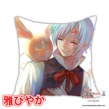 New Fan Art Male Anime Dakimakura Square Pillow Cover Custom Designer Rokudo-Aurora ADC134 - Anime Dakimakura Pillow Shop | Fast, Free Shipping, Dakimakura Pillow & Cover shop, pillow For sale, Dakimakura Japan Store, Buy Custom Hugging Pillow Cover - 1