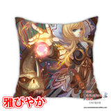 New The Dragon Knight Anime Dakimakura Square Pillow Cover Custom Designer Rokudo-Aurora ADC140 - Anime Dakimakura Pillow Shop | Fast, Free Shipping, Dakimakura Pillow & Cover shop, pillow For sale, Dakimakura Japan Store, Buy Custom Hugging Pillow Cover - 1